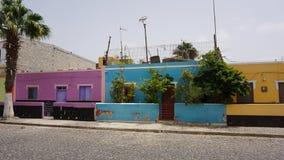 Palmeira-Dorf Lizenzfreie Stockfotos