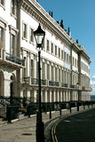 Palmeira Square, Brighton Stock Photo