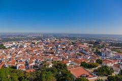 Palmela, Portugal royalty-vrije stock afbeeldingen