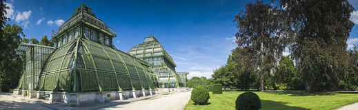 Palmenhaus, Vienna Stock Photography
