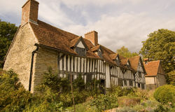 Palmer's Farmhouse, Wilmcote, Warwickshire Royalty Free Stock Image