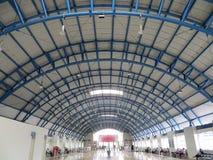 Palmerah Station, Jakarta Royalty Free Stock Photo