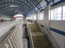 Palmerah Station, Jakarta Royalty Free Stock Image
