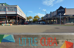 Palmerston North - New Zealand Royalty Free Stock Images
