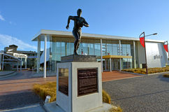 Palmerston North - New Zealand Rugby Museum Royalty Free Stock Images