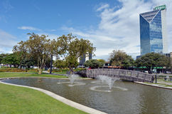 Palmerston North - New Zealand - The Square Stock Photos