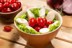 Palmetto salad Stock Images