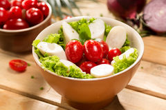 Palmetto salad Royalty Free Stock Images