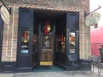 Palmetto Salon store Royalty Free Stock Photography