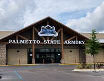 Palmetto State Armory, Summerville, South Carolina. The Palmetto State Armory located in Summerville, South Carolina royalty free stock photo