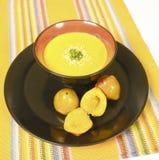 Palmfruit soup Royalty Free Stock Photos