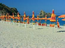 Palmi beach Stock Photo