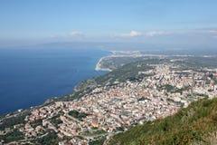 Palmi, Calabria. Royalty Free Stock Photography