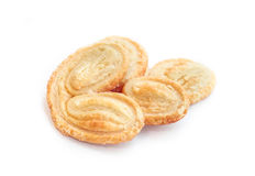 Palmier biscuits Royalty Free Stock Photos