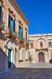 Palmieri palace. Lecce. Puglia. Italy. Stock Photography