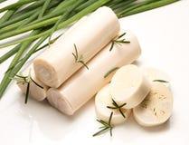 Palmingrediënt Stock Afbeeldingen