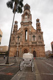 Palmira Colombia stadsmitt royaltyfri foto