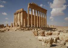 Palmira, Siria. Fotografía de archivo