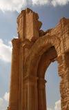Palmira, Siria. Elementos arquitectónicos. Fotos de archivo libres de regalías