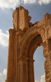 Palmira, Syria. Architectural elements. Royalty Free Stock Photos