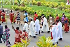 Palmowa Niedziela Na całym świecie Fotografia Royalty Free