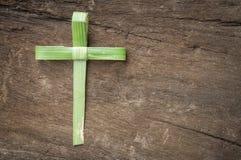 Palmowej Niedziela pojęcie fotografia stock