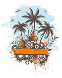 Palms Royalty Free Stock Image