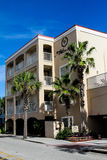 The Palms Hotel, Isle of Palms, South Carolina. Stock Photography