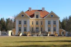 Palmse-Landsitz Stockbild