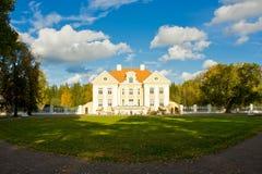 Palmse manor Royalty Free Stock Photo