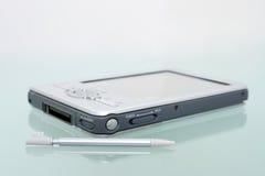 Palmtop y estilista (imagen 8.2mp) imagen de archivo libre de regalías