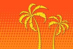 palmy ilustracja wektor
