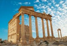 Palmyra Fotografia de Stock
