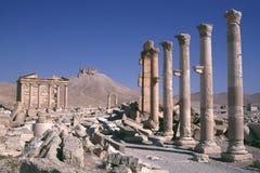 Palmyra 1 de la Syrie photo libre de droits