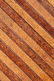 Palmyra  Palm wood wall Royalty Free Stock Photos