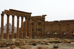 Palmyra, Syrië Royalty-vrije Stock Fotografie