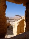 Palmyra, Syria Royalty Free Stock Photo