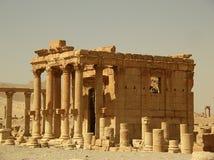 Palmyra, Syrie Photographie stock libre de droits