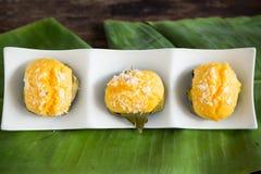 Palmyra thai dessert Stock Photo