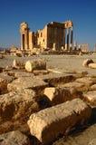 palmyralokal syria arkivbilder