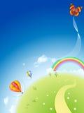 Palnet-Sommer Lizenzfreies Stockbild