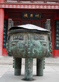 palnika buddyjski kadzidło Zdjęcie Royalty Free