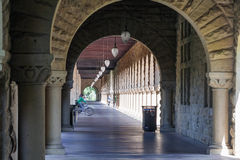 Palo Alto, CA/USA - circa im Juni 2011: Galerien von Stanford University Campus in Palo Alto, Kalifornien Lizenzfreie Stockfotografie