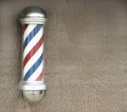 Palo del barbiere immagini stock libere da diritti