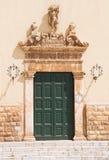 Palo del Colle Church. Apulia. Stock Photos