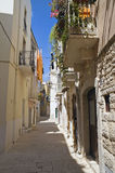 Palo del Colle Oldtown. Apulia. Stock Photo