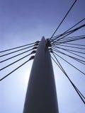 Palo del ponte Immagini Stock