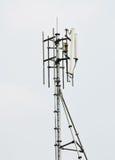 Palo dell'antenna immagine stock