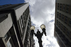 Palo della luce di Portland Immagini Stock Libere da Diritti