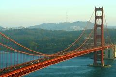 Golden gate bridge Fotografia Stock Libera da Diritti